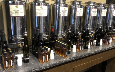 Member Feature: Port Olive Oil Co.