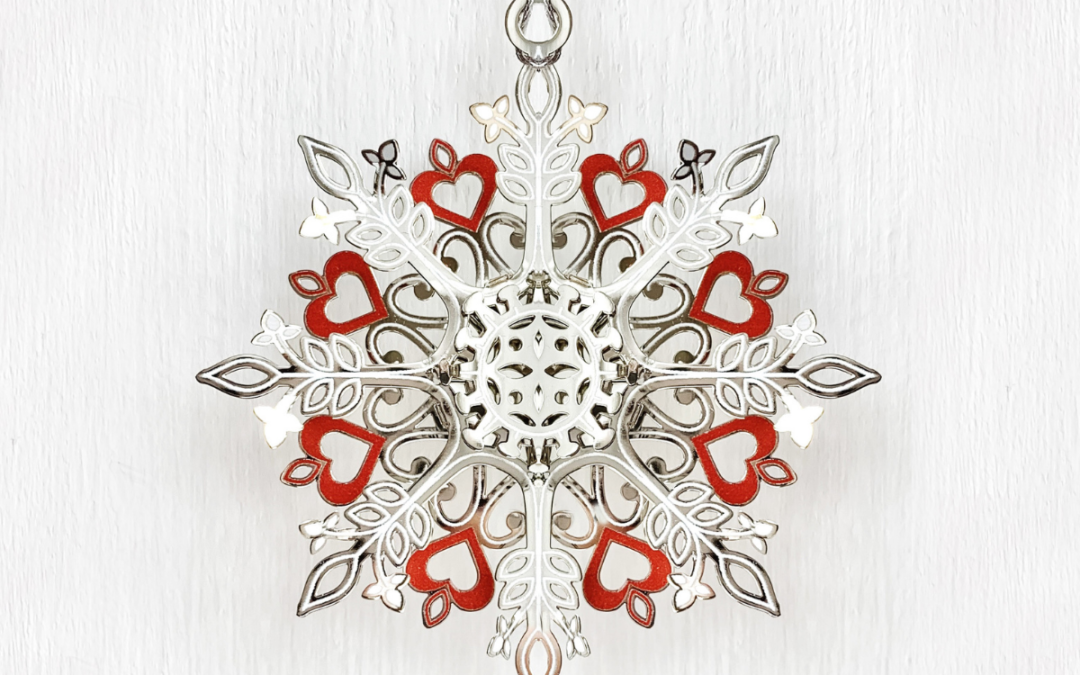 Dana's Goldsmithing Gives Back With Annual Ornament