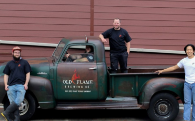 Old Flame Brewery Wins BIG at 2020 Canadian Brewing Awards