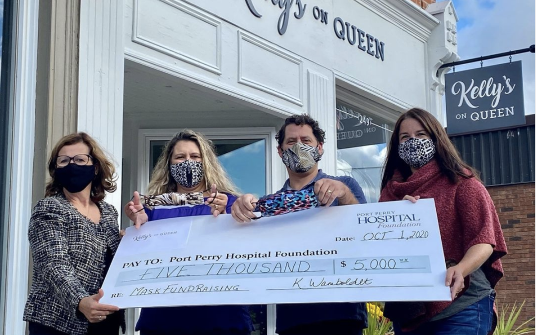 Kelly's On Queen Supports Local Hospital Foundation
