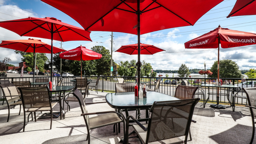 Downtown Port Perry Patio Guide